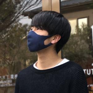 コットン3Dマスク